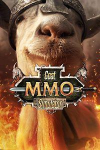 Carátula del juego Goat MMO Simulator