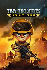 Carátula del juego Tiny Troopers Joint Ops de Xbox One