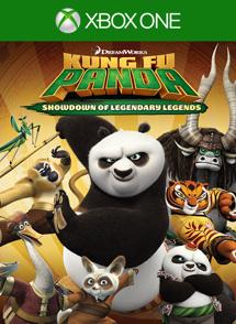 Kung Fu Panda Confronto de Lendas
