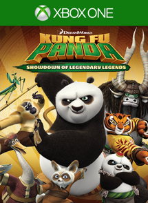 Kung Fu Panda Showdown Of Legendary Legends Is Now Available For Xbox One 86b843b6e