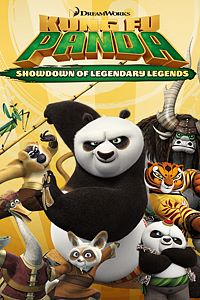 Carátula del juego Kung Fu Panda Showdown of Legendary Legends