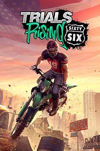 Carátula del juego Trials Rising Sixty-Six