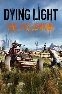 Carátula del juego Dying Light: The Following