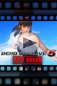 Carátula del juego DEAD OR ALIVE 5 Last Round Hitomi's Private Paradise de Xbox One