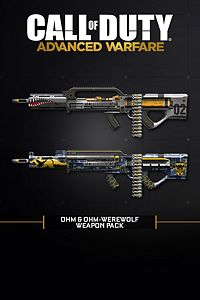 Carátula del juego Ohm Weapon Pack