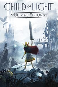 Carátula para el juego Child of Light Ultimate Edition de Xbox 360