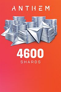 Carátula del juego Anthem 4600 Shards Pack