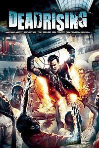 Carátula para el juego Dead Rising de Xbox 360