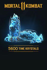 Carátula del juego 5600 Time Krystals