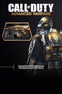 Carátula del juego Championship Premium Personalization Pack