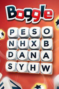 Carátula del juego Boggle