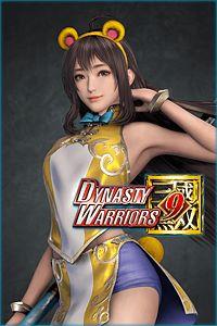 Carátula del juego DYNASTY WARRIORS 9: Xin Xianying (Dudou Costume)