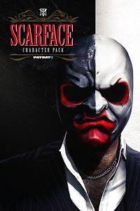 Carátula del juego PAYDAY 2: CRIMEWAVE EDITION - Scarface Character Pack