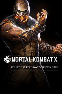 Carátula del juego Kold War Scorpion