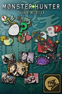 Carátula del juego Additional Sticker Set Bundle 2