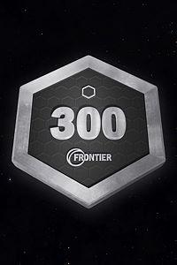 Carátula del juego Frontier Points 300