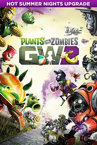 Carátula del juego Plants vs. Zombies GW 2 - Hot Summer Nights Upgrade