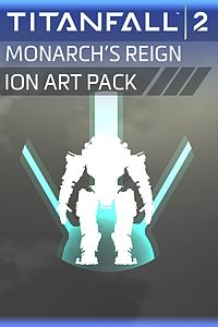 Carátula del juego Titanfall 2: Monarch's Reign Ion Art Pack