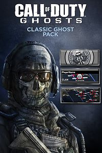 Carátula del juego Call of Duty: Ghosts - Classic Ghost Pack