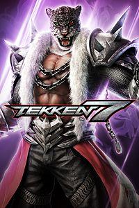 Carátula del juego TEKKEN 7 - DLC7: Armor King