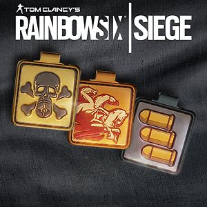 Tom Clancy's Rainbow Six Siege: Ops Icon Charm Paketi Xbox One