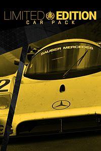 Carátula del juego Project CARS - Limited Edition Upgrade