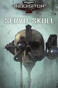 Carátula del juego Warhammer 40,000: Inquisitor - Martyr | Servo-skull