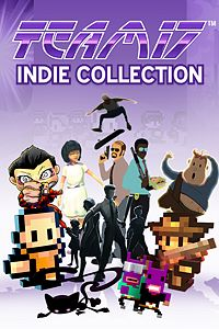 Carátula del juego Team17 Indie Collection para Xbox One
