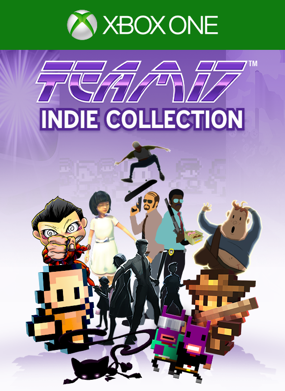 Team17 Indie Collection boxshot