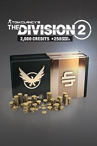 Tom Clancy's The Division 2 – 2250  Premium Credits Pack