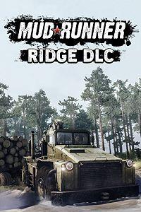 Carátula del juego MudRunner - The Ridge DLC