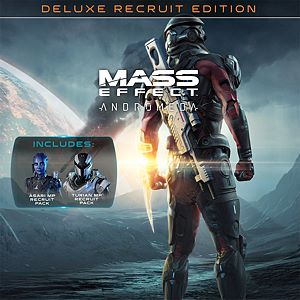 Mass Effect™: Andromeda – Deluxe Recruit Edition Xbox One