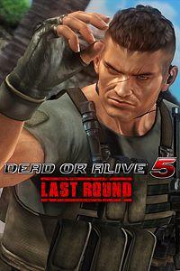 Carátula del juego DEAD OR ALIVE 5 Last Round Character: Bayman