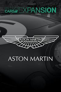 Carátula del juego Project CARS - Aston Martin Track Expansion