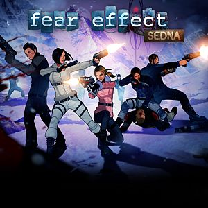Fear Effect Sedna Xbox One