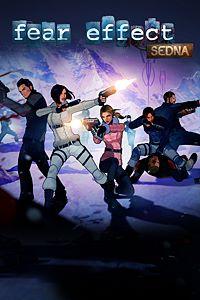 Carátula para el juego Fear Effect Sedna de Xbox One