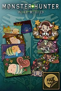Carátula del juego Additional Sticker Set Bundle 1