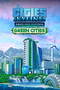 Carátula del juego Cities: Skylines - Green Cities