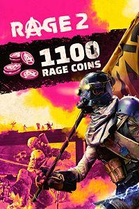 Carátula del juego RAGE 2: 1100 RAGE Coins