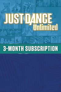 Carátula del juego Just Dance Unlimited - 3 months pass de Xbox One