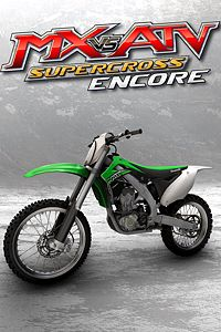 Carátula del juego 2015 Kawasaki KX 450F MX