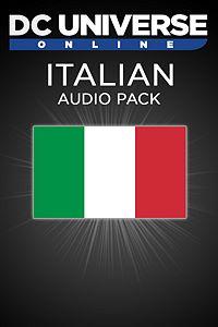 Carátula del juego Italian Audio Pack (FREE)