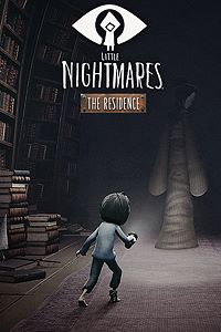 Carátula del juego Little Nightmares The Residence DLC