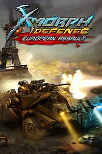 Carátula del juego X-Morph: Defense European Assault