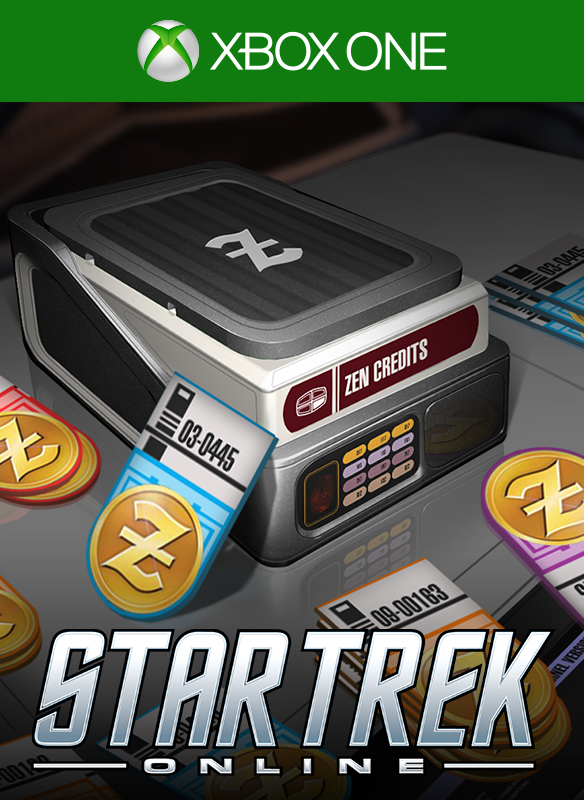 500 Star Trek Online Zen boxshot