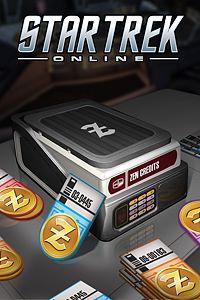 Carátula para el juego Star Trek Online: 500 Zen de Xbox 360