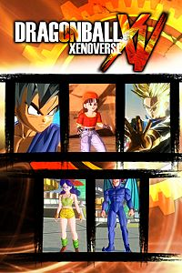 Carátula del juego Dragon Ball Xenoverse GT PACK 1