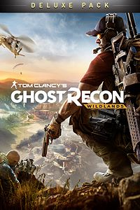 Carátula del juego Ghost Recon Wildlands - Deluxe Pack