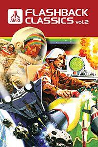 Carátula para el juego Atari Flashback Classics Vol. 2 de Xbox 360