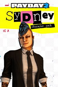 Carátula del juego PAYDAY 2: CRIMEWAVE EDITION - Sydney Character Pack